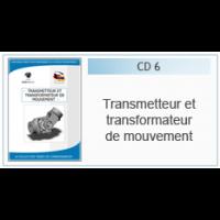 EDIWARE-CD6-Transmetteurs et transformateurs de mouvements