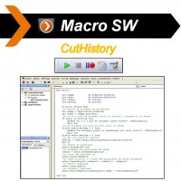 "Macro SolidWorks ""CutHistory V2007-07-09"""