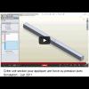 Créer une section pour appliquer une force ou pression avec simulation