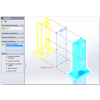 les différentes symétries dansSolidWorks